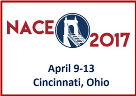 logo for the 2017 NACE convention in Cincinnati
