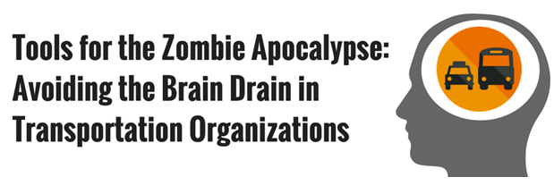 image with webinar Tools for the Zombie Apocalypse and representative graphic