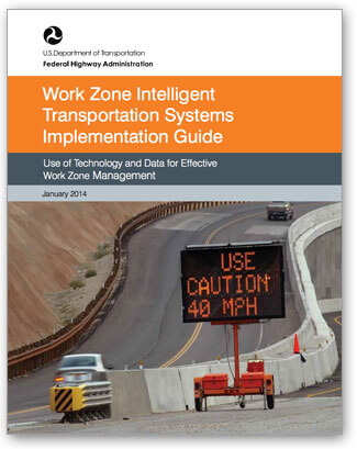 cover of FHWA publication on ITS implementation